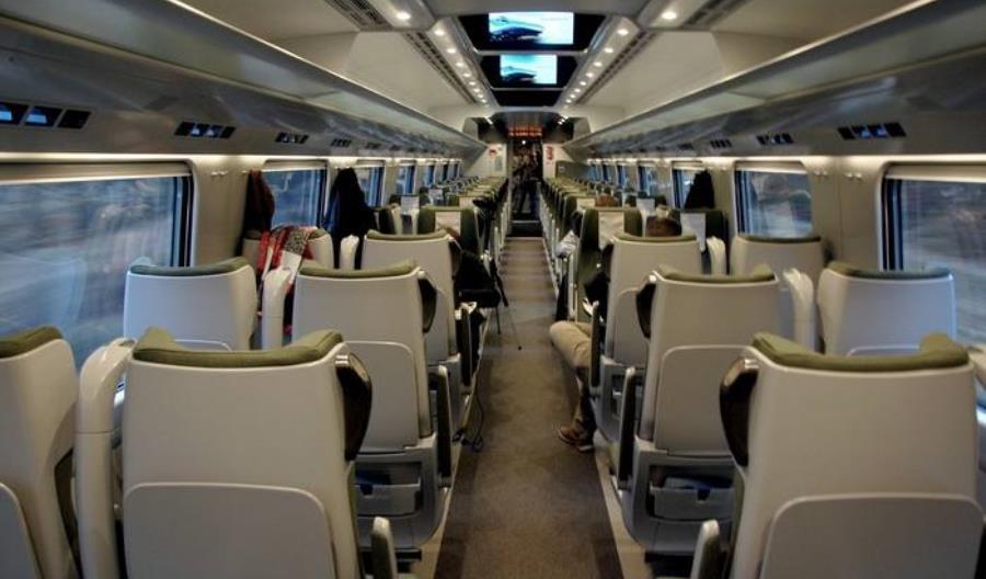 PKP Intercity uruchamia strefy ciszy w pociągach Pendolino