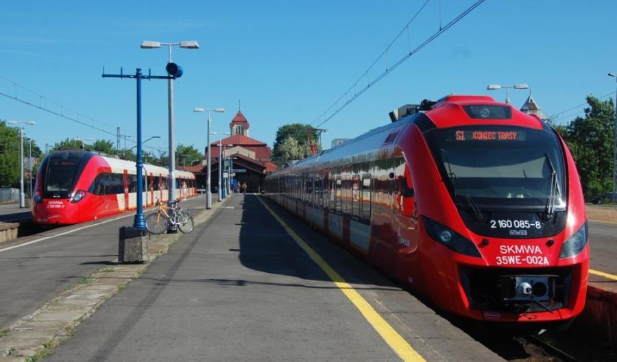Wzrost roli kolei w Warszawie jest jednym z priorytetów miasta