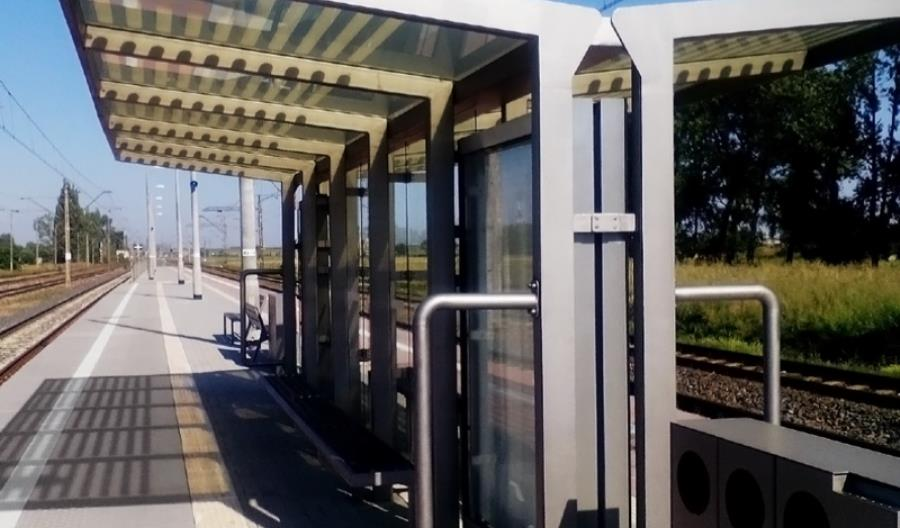 Nowy, eksperymentalny peron powstanie w Będzinie