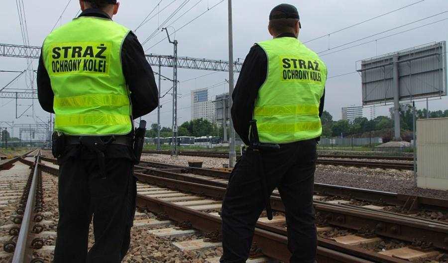 W Szczecinie zatrzymano złodziei infrastruktury kolejowej