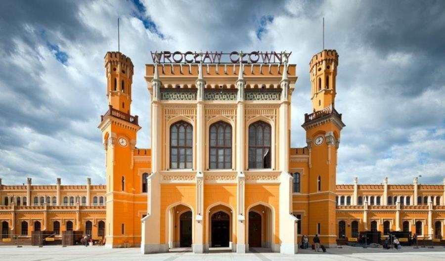 Nadworcu we Wrocławiu będzie jak wLuwrze?
