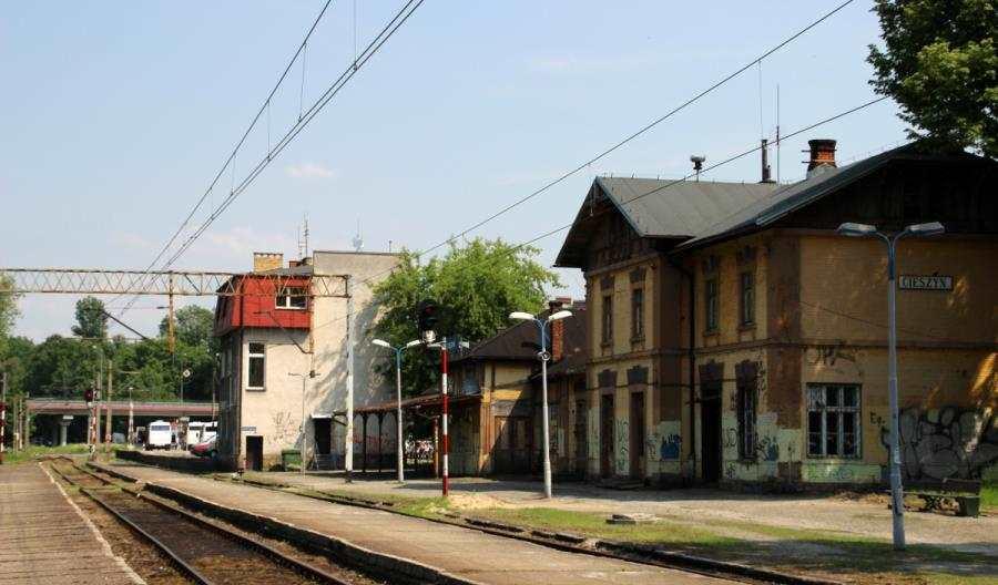 PLK rozważają remont linii Cieszyn – Bielsko