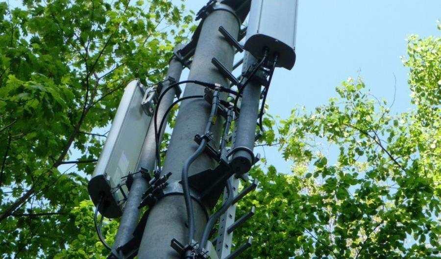 Linia E20 zkompletną infrastrukturą GSM-R