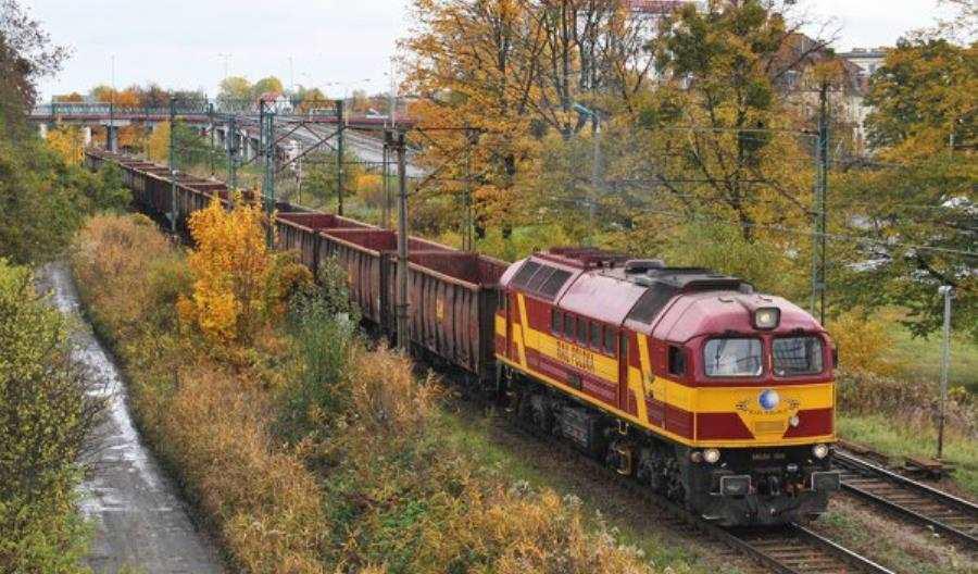 M62M z Rail Polska testowane na Ukrainie