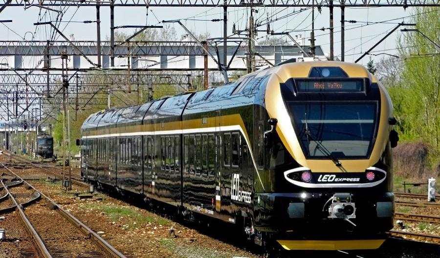 Czechy: Leo Express wciąż naminusie. Kolejny rok może być lepszy