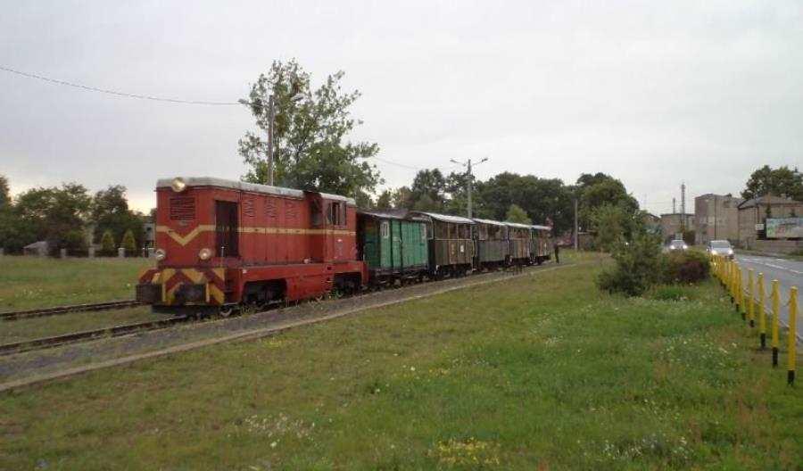 Sezon turystyczny rozpoczęły Górnośląskie Koleje Wąskotorowe