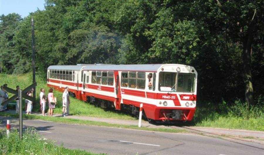 Ostatni przejazd Żuławską Koleją doTui