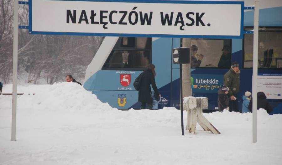 Lubelskie: Drezyny ożywią stację Nałęczów Wąskotorowy?