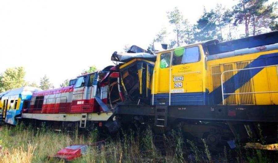Maszynista skazany za katastrofę w Korzybiu