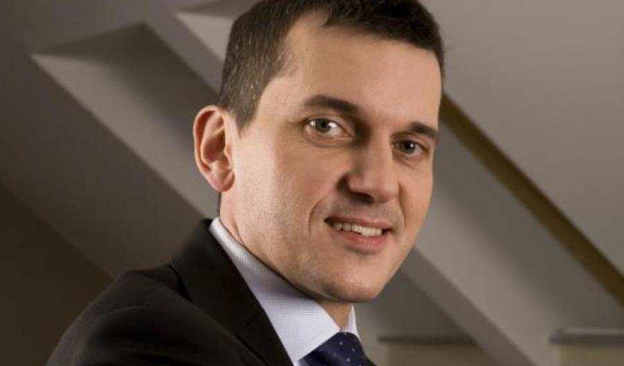 Tomasz Szuba wradzie programowej V Kongresu Kolejowego