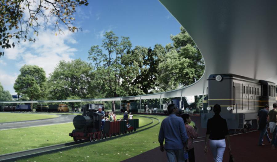 Budowa Stacji Muzeum może ruszyć w2017 roku