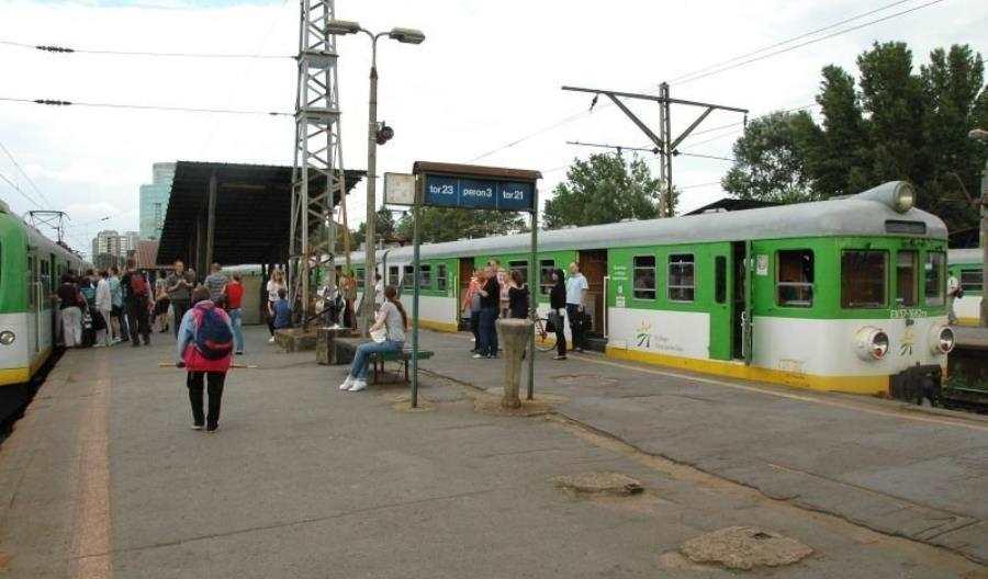 Poważne utrudnienia w ruchu kolejowym na Mazowszu
