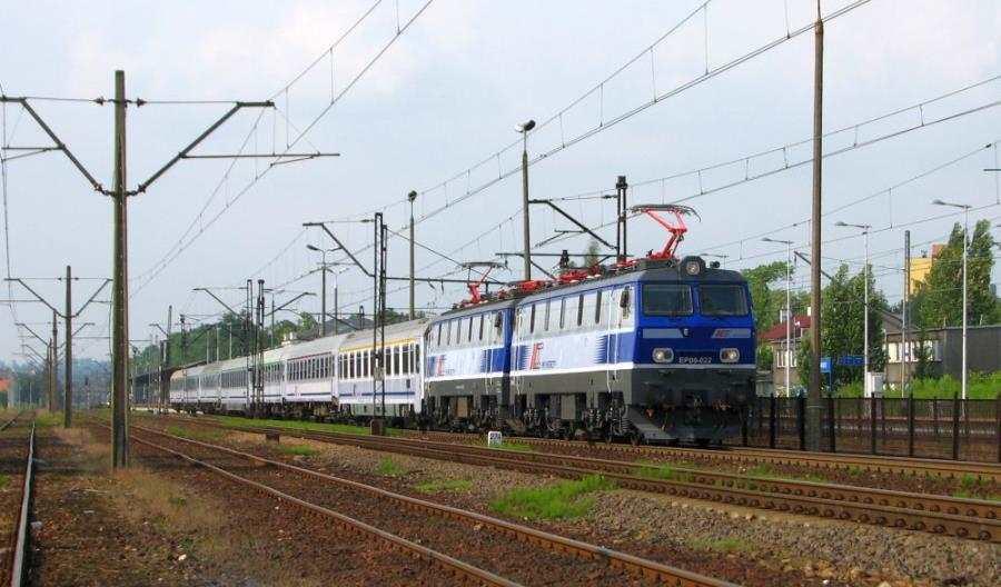 Newag wykona naprawy P4 lokomotyw EP09