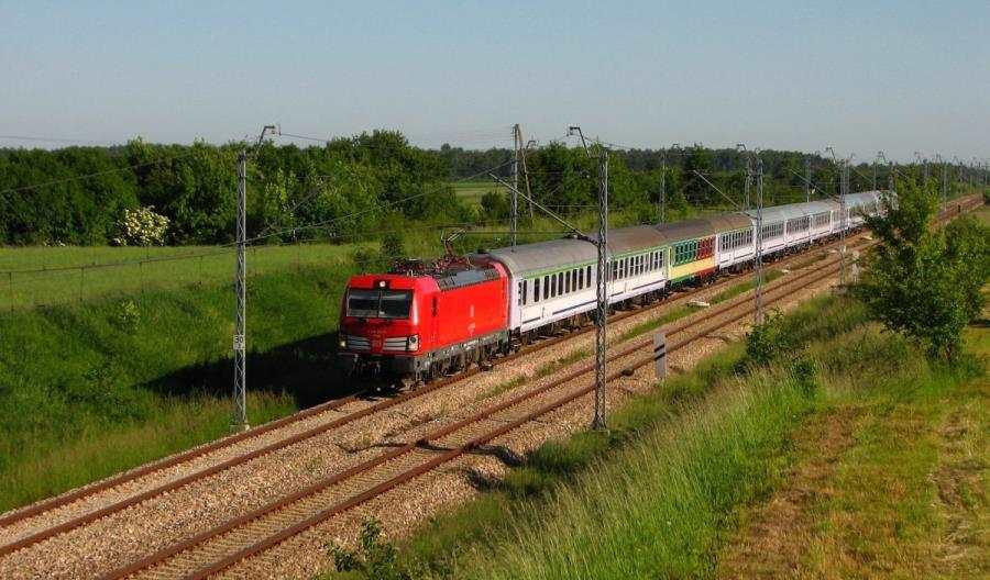 PKP Intercity pożycza 3 lokomotywy odDB Schenker