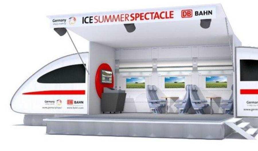 ICE Summer Spectacle w Warszawie
