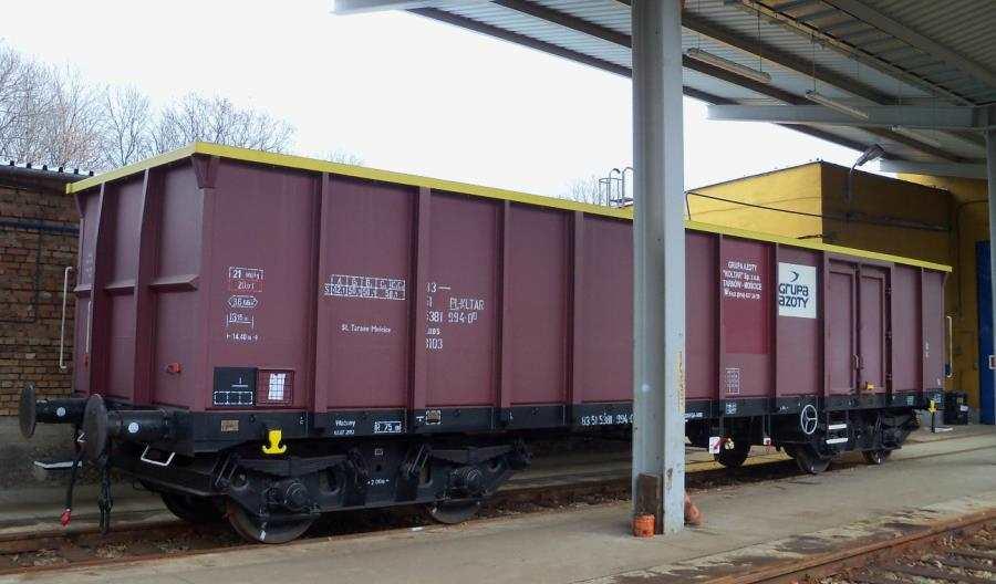 Wagony węglarki dowynajęcia