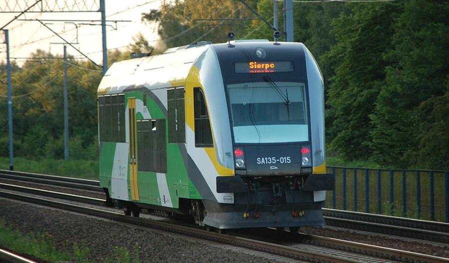 Koleje Mazowieckie zamawiają dwa pociągi spalinowe
