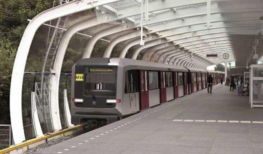 W Chorzowie ruszyła produkcja pociągów metra dla Amsterdamu