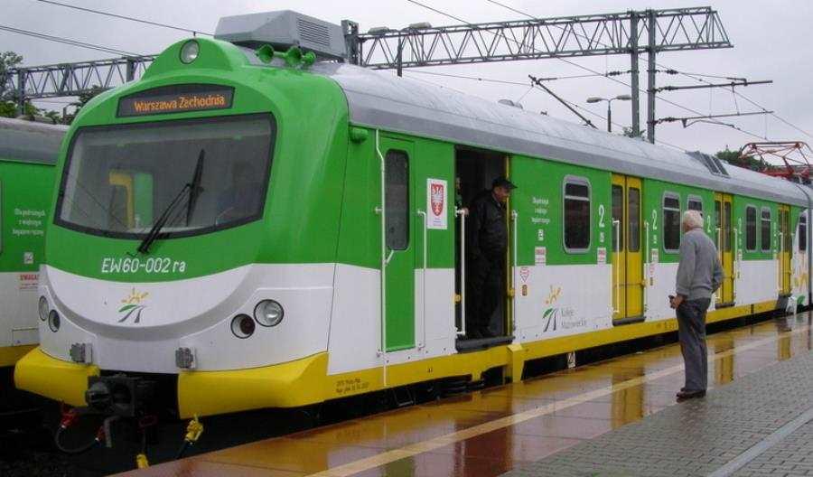 Koleje Mazowieckie domagają się od UTK odrzucenia cennika PKP PLK