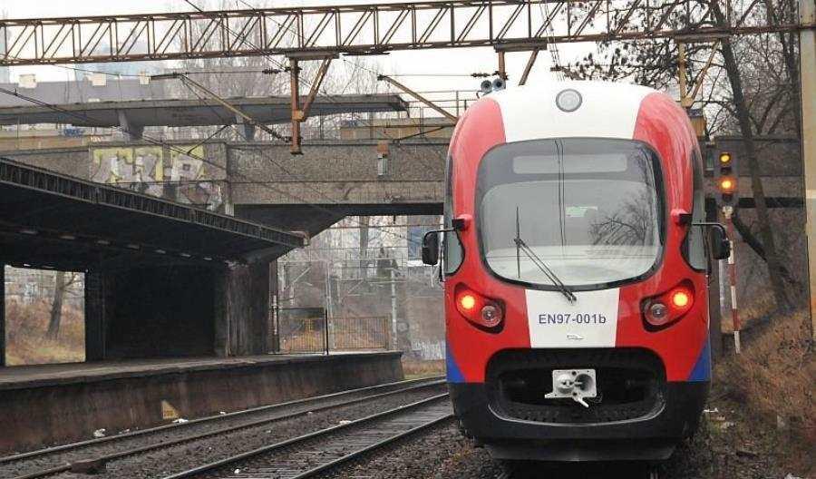 Problemy z klimatyzacją w nowych pociągach WKD. Pesa wprowadzi poprawki