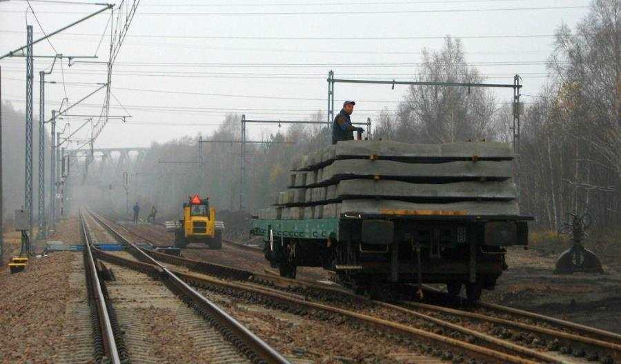 PPM-T przystosuje fragment linii 353 doprędkości 150 km/h