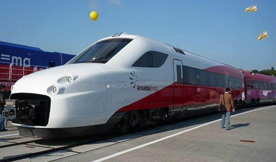 Włoski pociąg prześcignie Shinkansena?