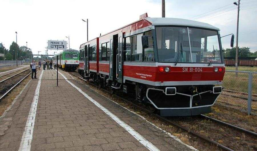 Podlasie: Od grudnia dwa pociągi Grodno – Ełk