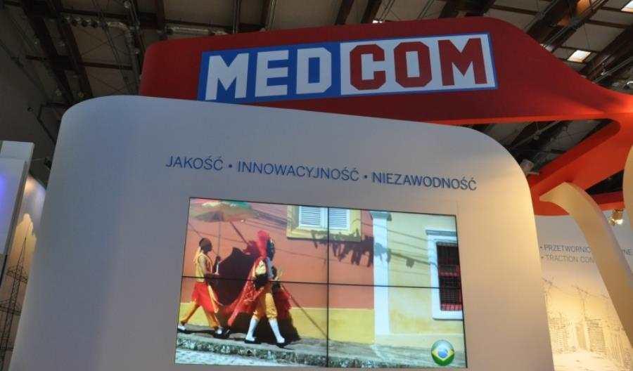 InnoTrans 2014: Nowe przetwornice Medcomu