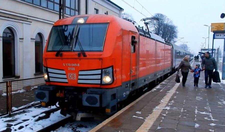 PKP Intercity wynajęło Vectrony DB Schenker