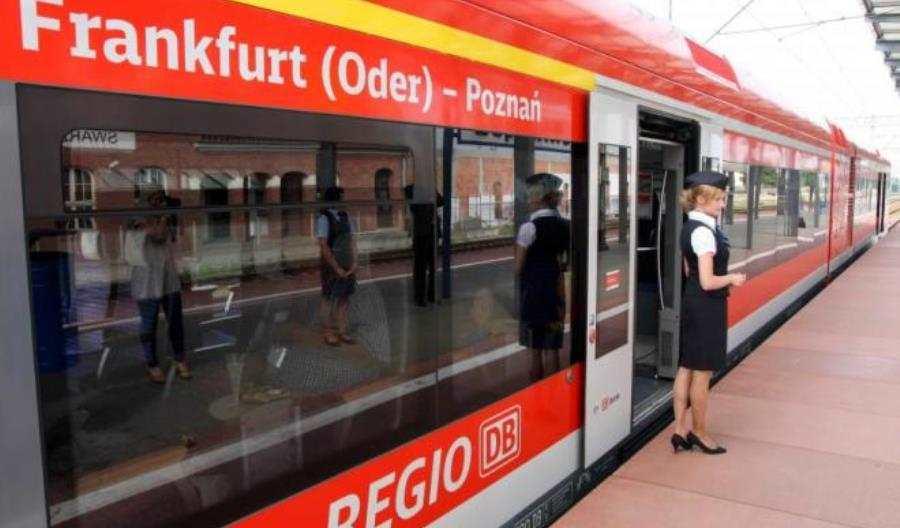 Drugi koniec połączenia Poznań – Frankfurt już pewny