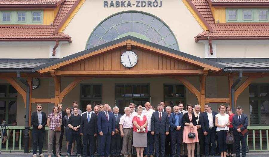 Jednym głosem wsprawie linii kolejowej Podłęże – Piekiełko
