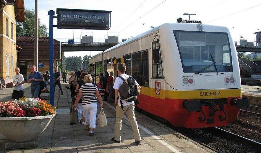 Małopolska: Zamiast pociągów… linia busowa?
