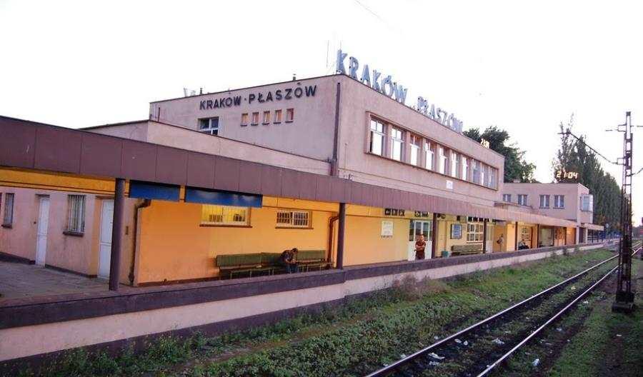 Będzie przebudowa dworca Kraków Płaszów