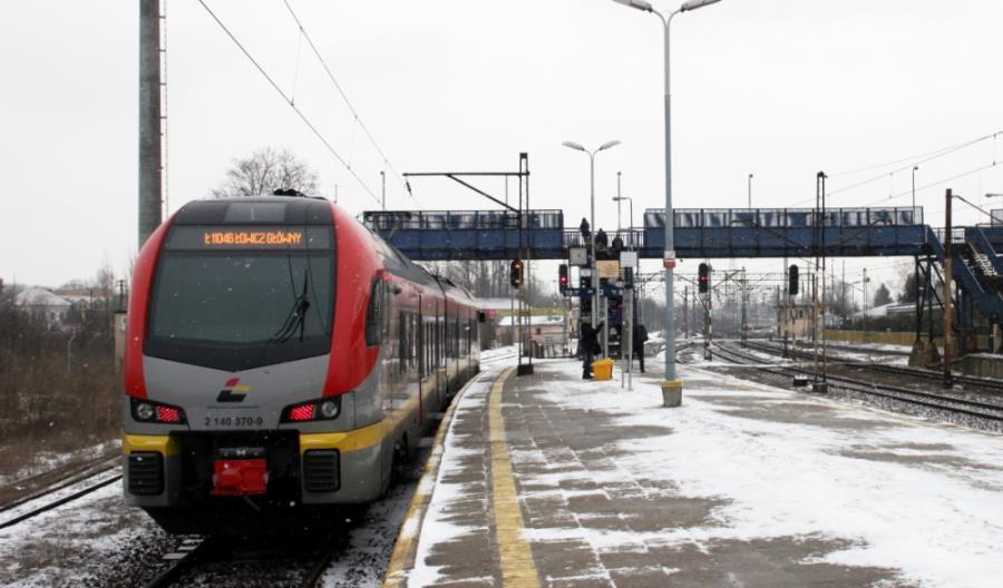 Impulsy ŁKA na linię Kutno – Skierniewice