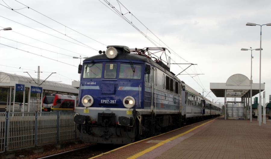 PKP IC: Linia Łódź – Warszawa to służba publiczna