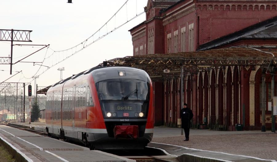 Będzie elektryfikacja odcinka Węgliniec – Görlitz?