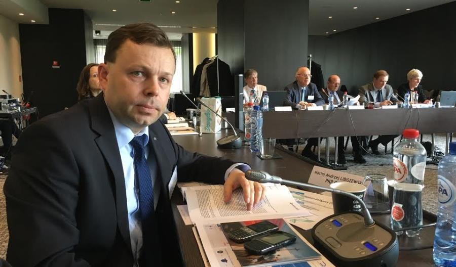 Libiszewski odchodzi z PKP Cargo. Jego obowiązki przejmie Krzysztof Mamiński