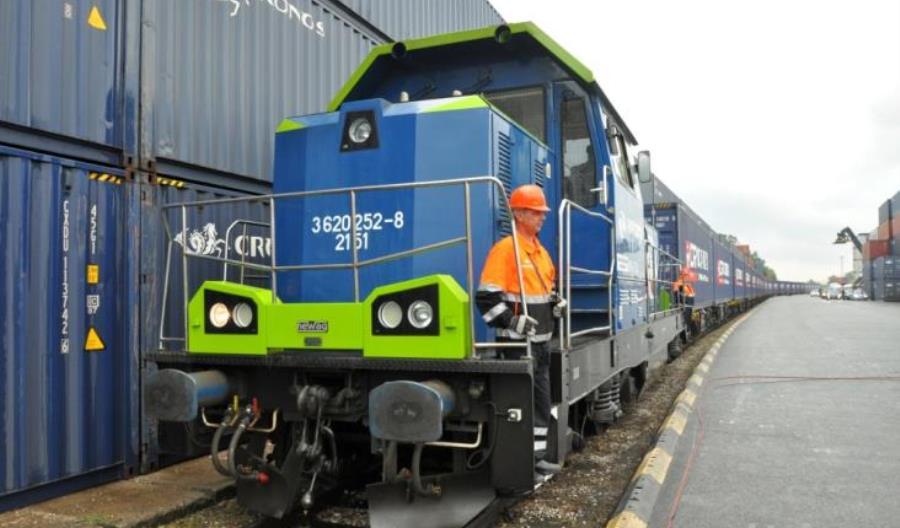 Libiszewski: Zapełnić wagony z Polski do Chin
