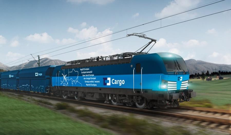 ČD Cargo kupiło pięć Vectronów