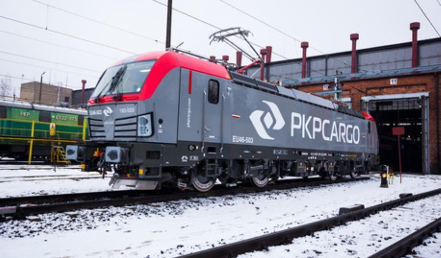 W Czechowicach stoją Vectrony dla PKP Cargo. Dlaczego?