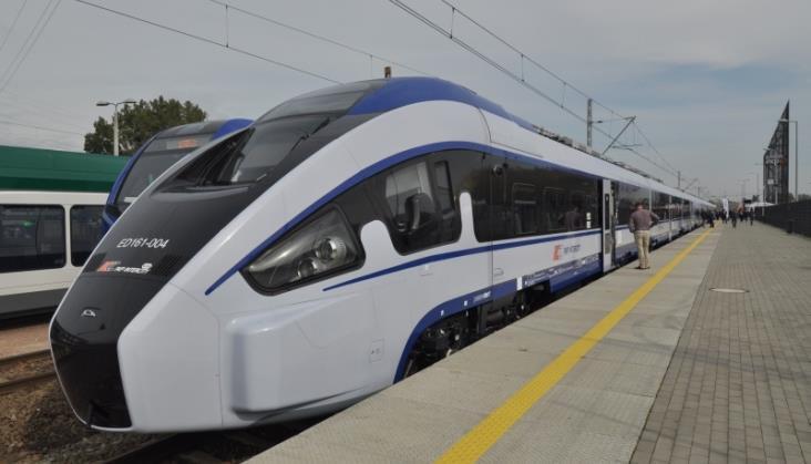 Bilety KŚ będą honorowane w pociągu IC Ondraszek