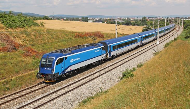Ponad 450 mln euro na nowe wagony, ezt i szt w Czechach
