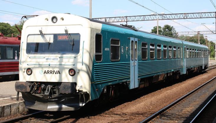 Arriva PLC poprawiła wyniki w 2015 r.