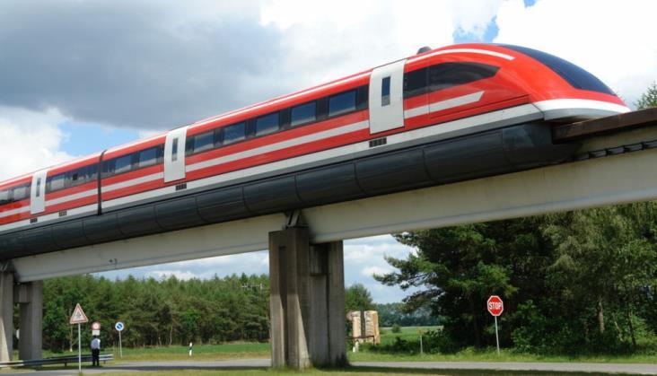 Rząd Niemiec sprzedaje na licytacji pociąg Transrapid