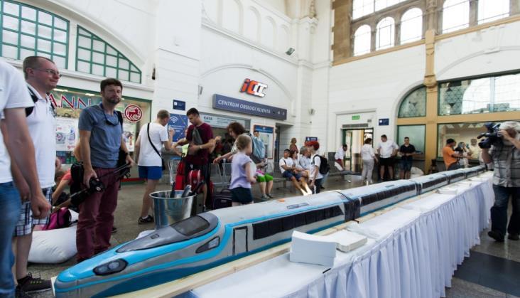 10 mln km pociągów Pendolino w barwach PKP Intercity
