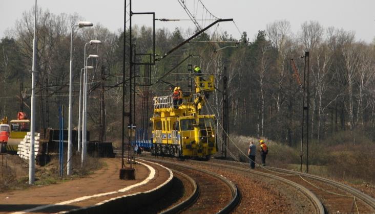 Przez CMK do Kielc. PLK przygotowuje się do budowy łącznicy