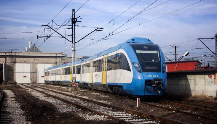 Koleje Śląskie bez 14WE z Industrial Division