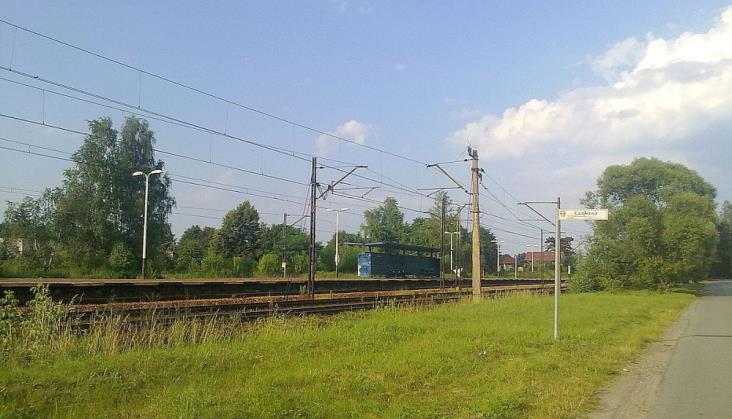 Nowe perony na linii z Zawiercia do Dąbrowy Górniczej