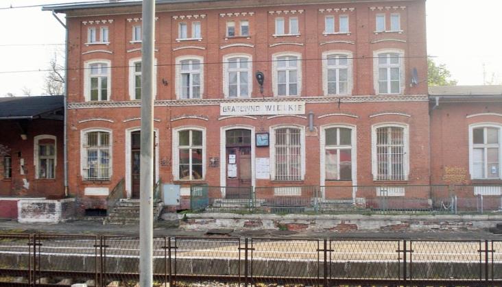 Modernizacja linii z Grabowna Wielkiego do Cieszkowa dla Torpolu