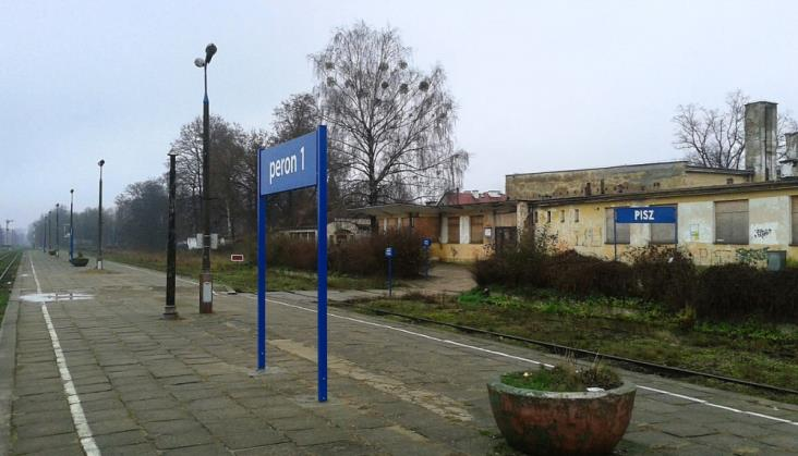 Linia ze Szczytna do Ełku doczeka się remontu